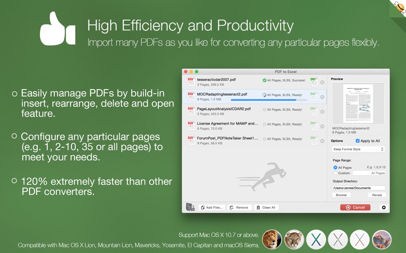 PDF to Excel Pro by Flyingbee