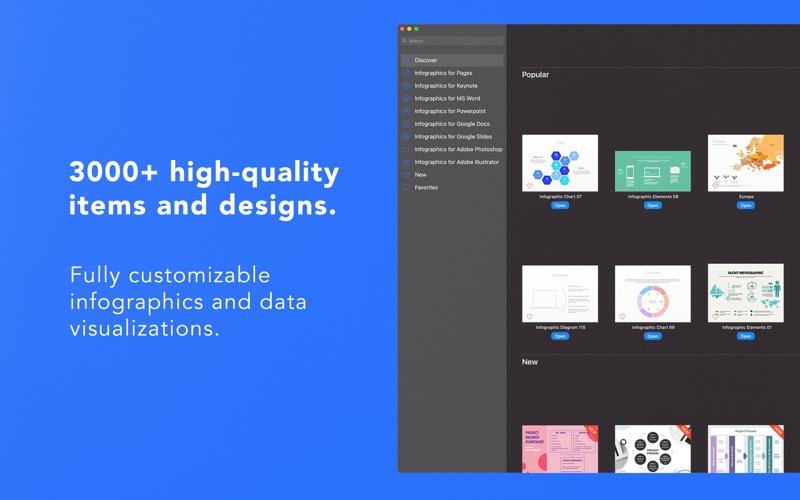 Infographics Prime - Templates