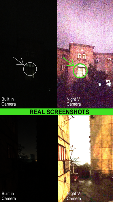 Night Vision (Photo & Video)