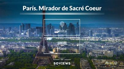 Mirador del Sacrè Coeur. París