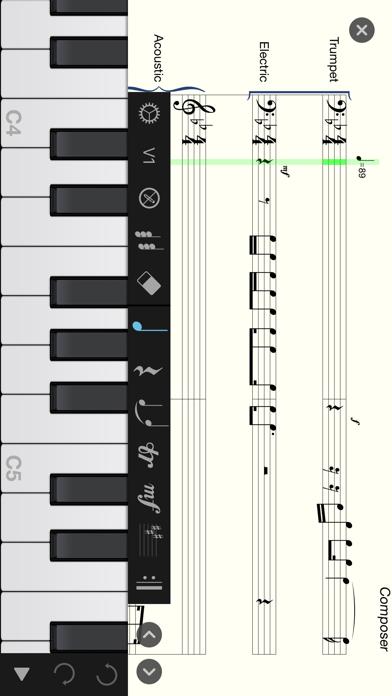 钢琴+ Pro - 五线谱钢琴谱乐谱作曲