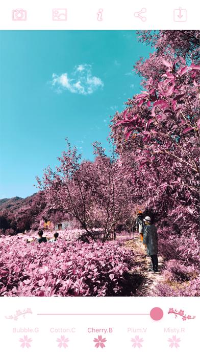 Pinkl - 粉红色滤镜相机