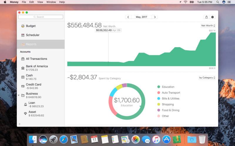 Money 5.5个人财务管理软件