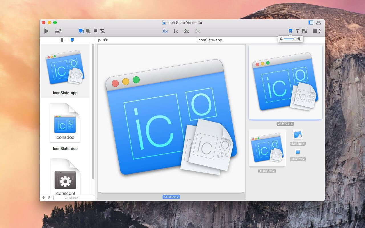 Icon Slate 4.6.0图形设计