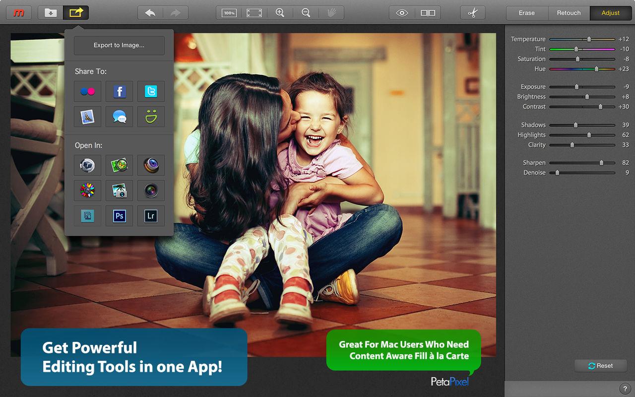 Snapheal 3.1图形设计