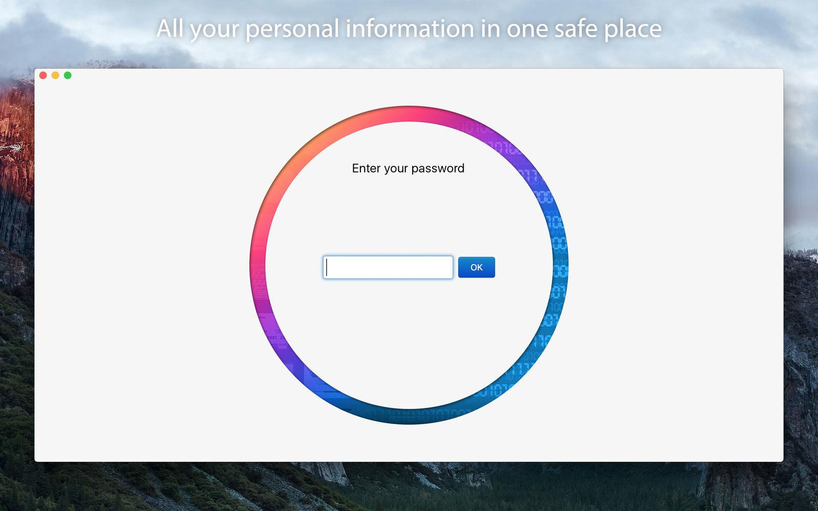 oneSafe 2.2.5密码管理器软件