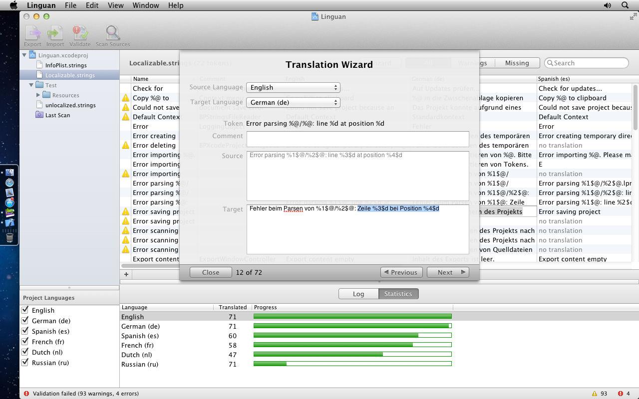 Linguan 1.4.3应用工具