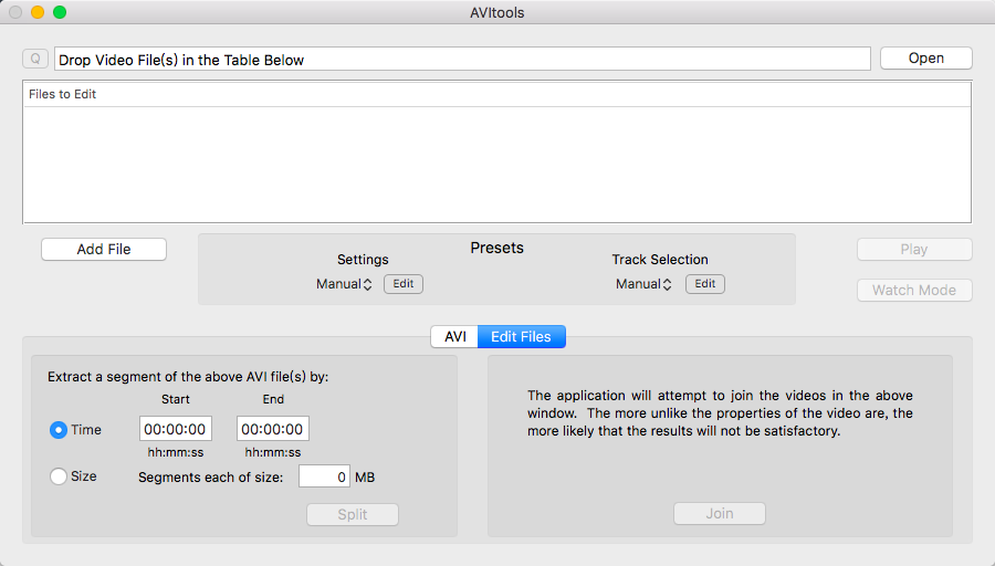 AVItools 3.7.0AVI视频转换工具