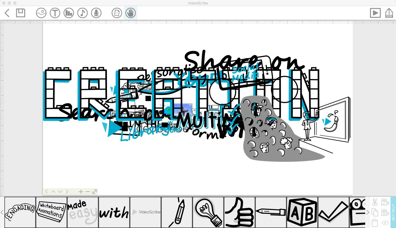 VideoScribe 2.2.4创意视频创作软件