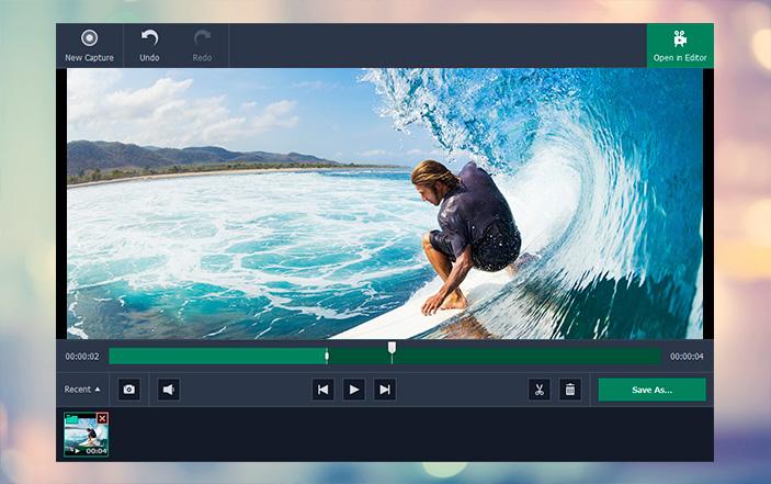 Movavi Screen Capture Studio 10.0.0屏幕录制、视频编辑工具