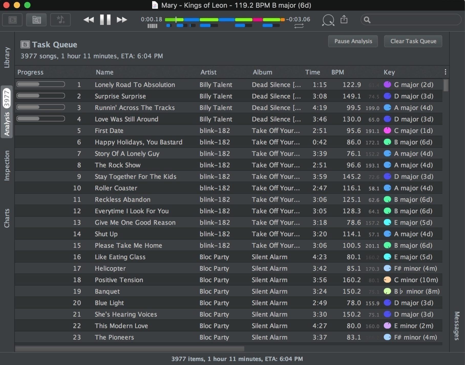 beaTunes 5.2.10音乐播放及收藏