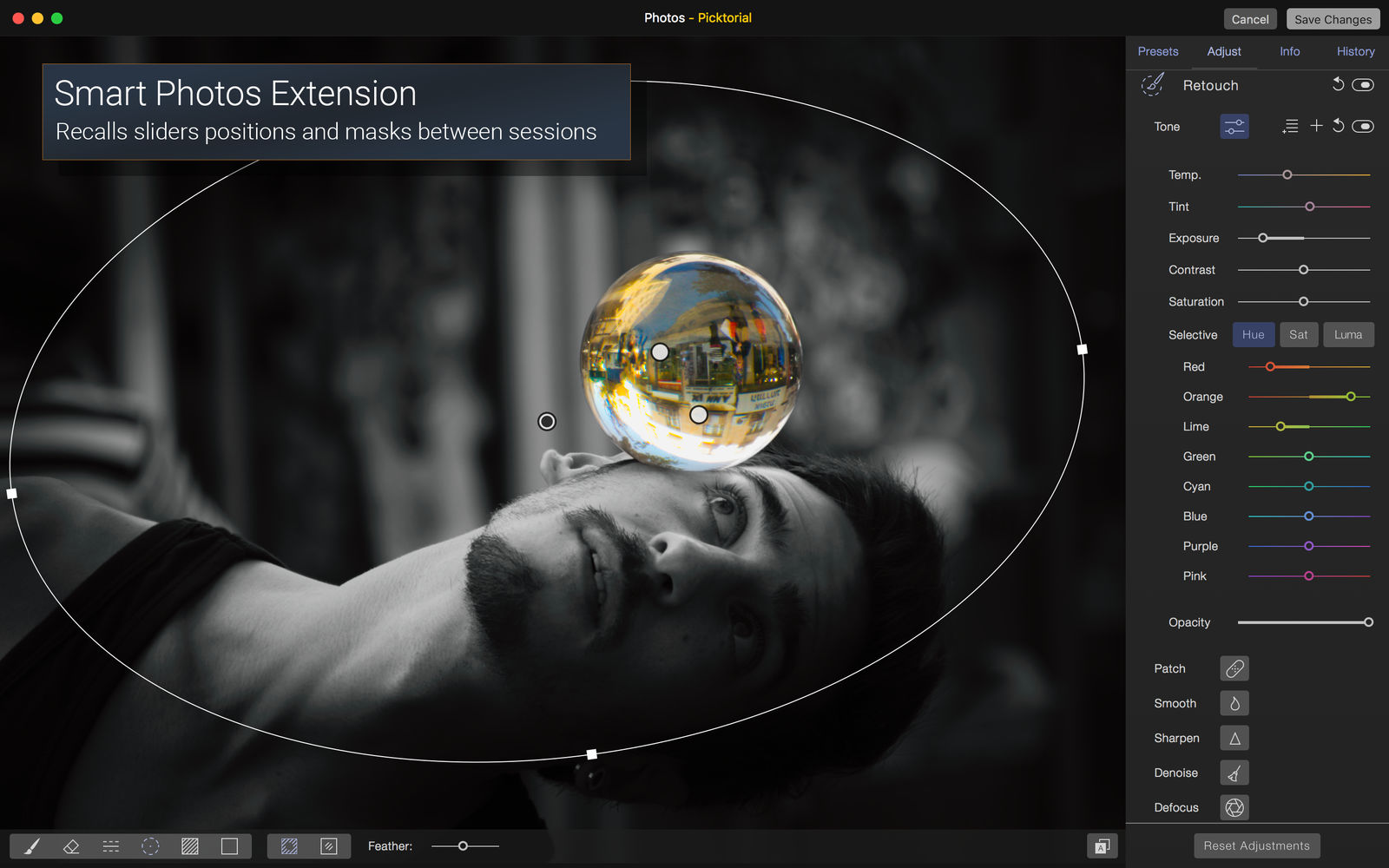 Picktorial 3.0.6.384专业直观的照片编辑器
