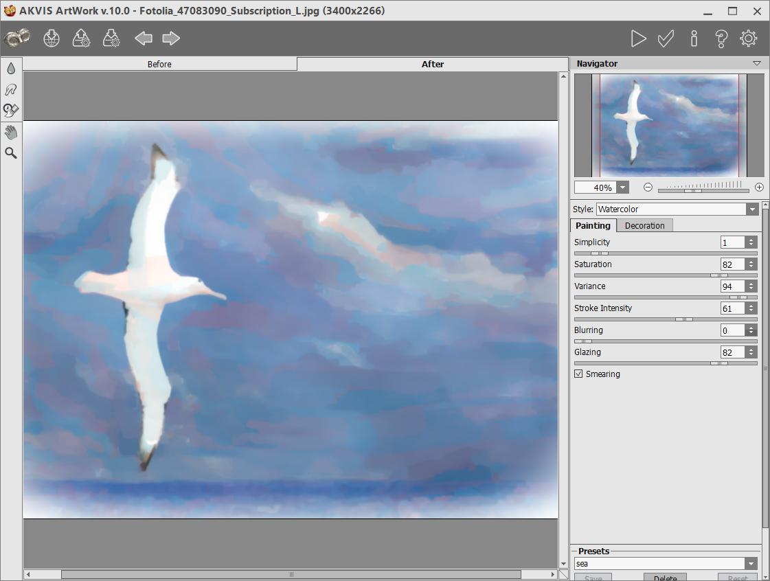 AKVIS ArtWork 11.0.1975.16854将图片转为绘画
