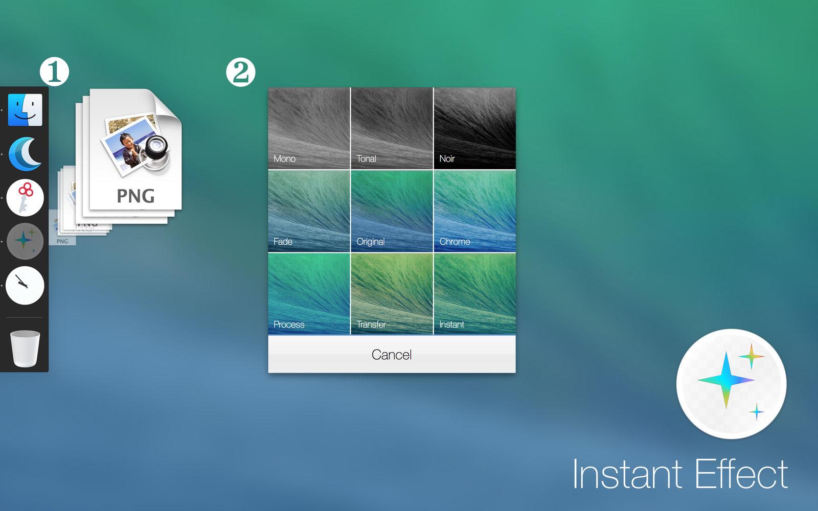 Instant Effect 1.1.3一键添加图片特效
