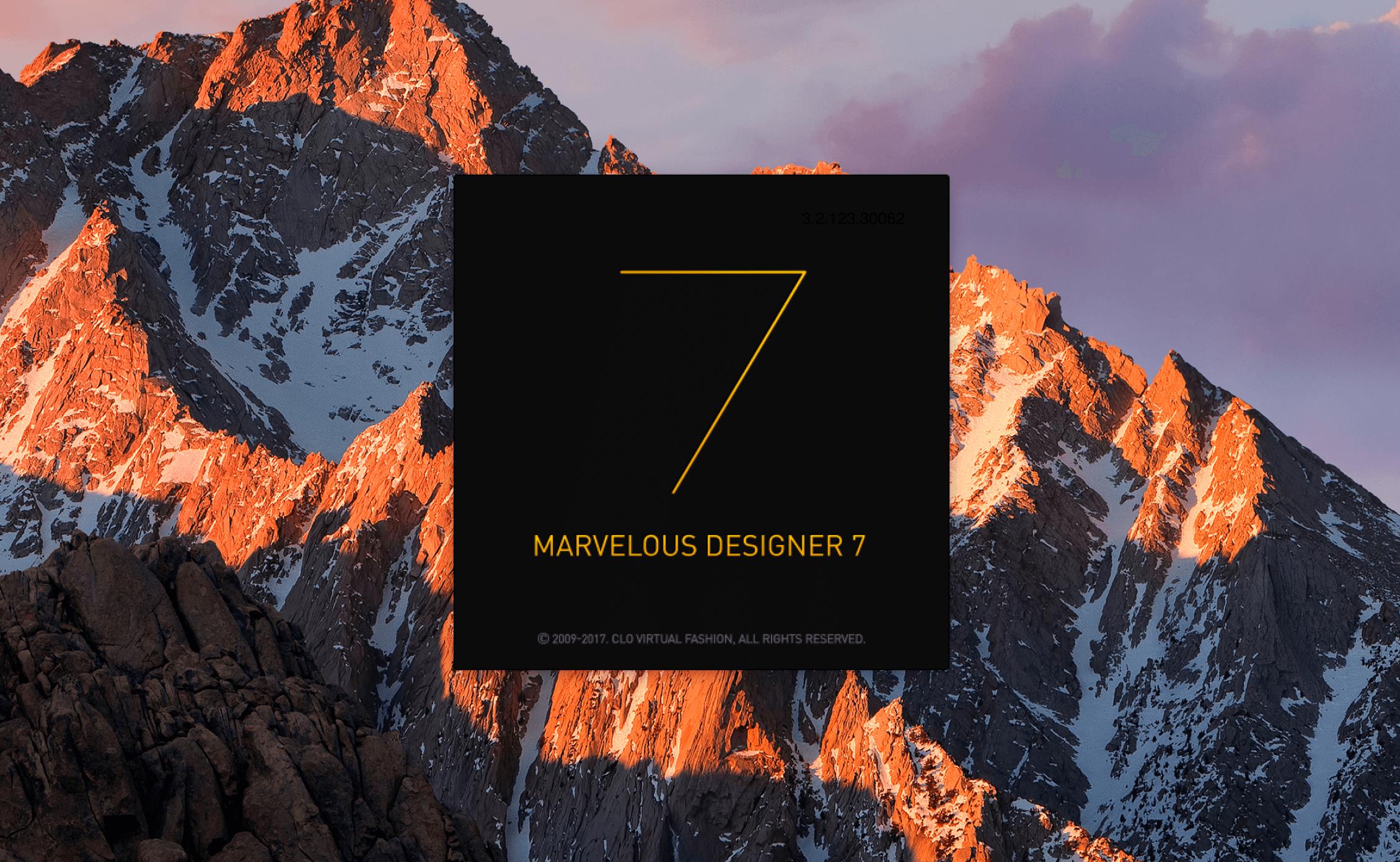 Marvelous Designer 3.2.123三维服装设计软件
