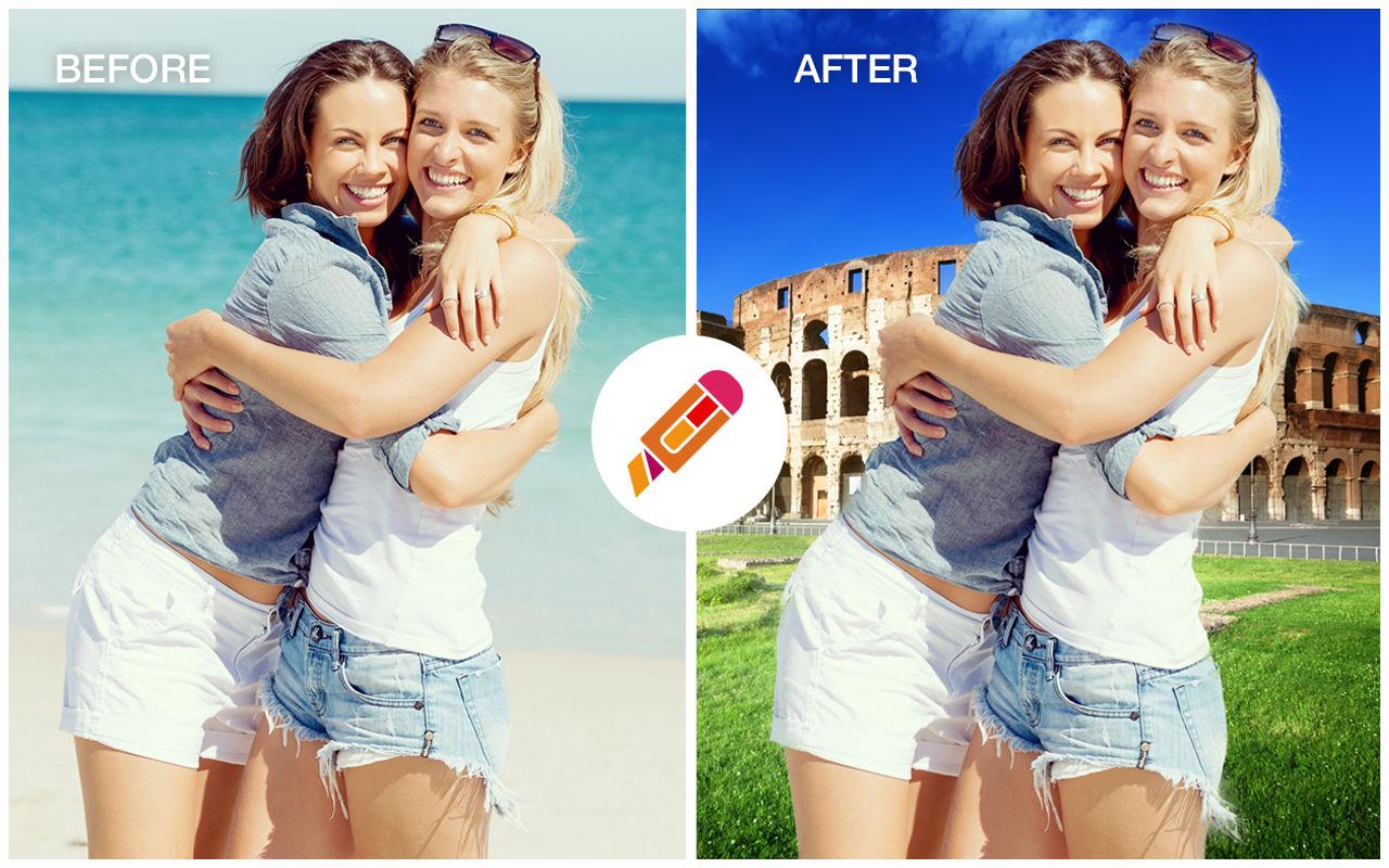 InPixio Photo Cutter 1.2.37快速抠图软件