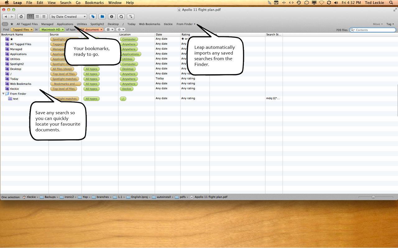 Leap 385(101)文件管理工具