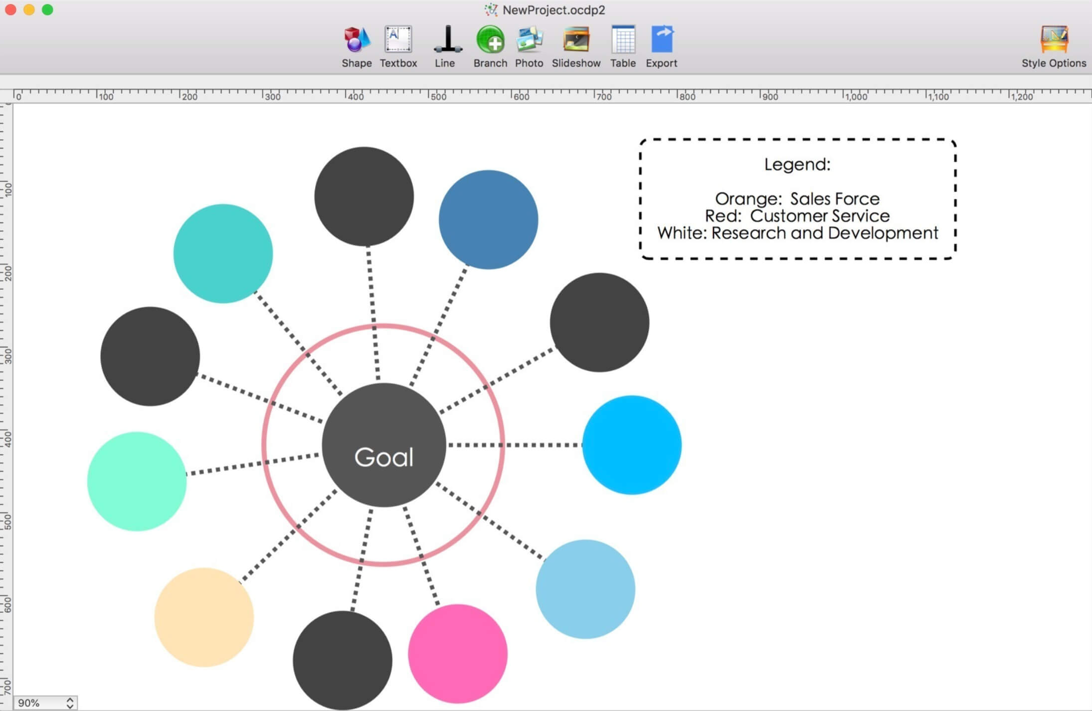 Org Chart Designer Pro 2.28.7组织结构图设计软件