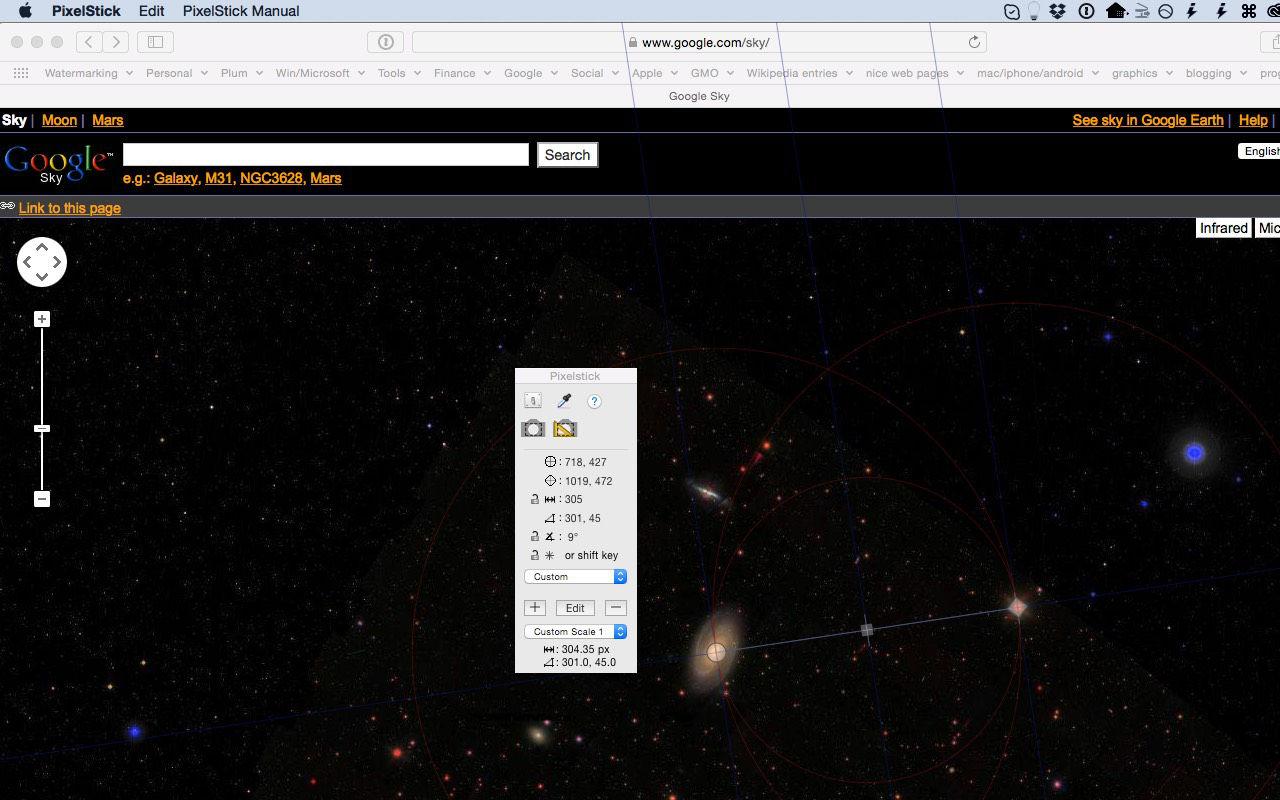 PixelStick 2.15.0屏幕测量工具