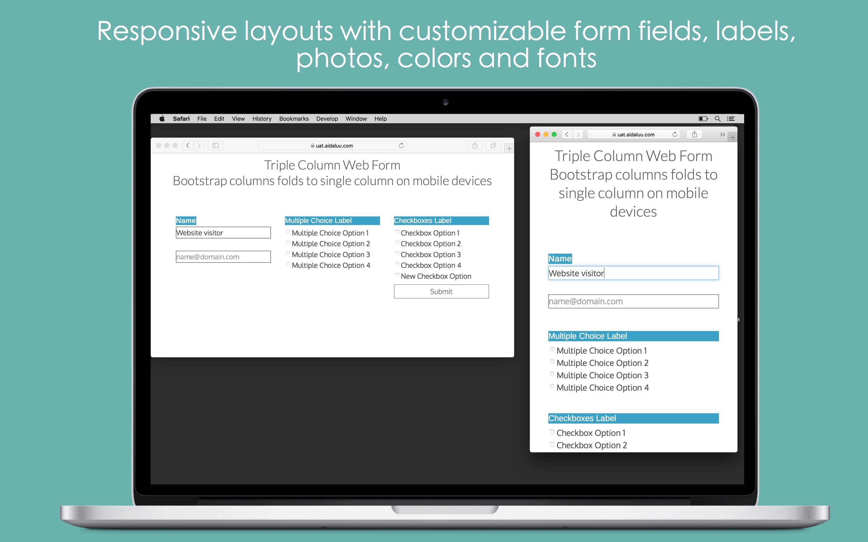 Wolf Forms 2.26创建PHP Web表单