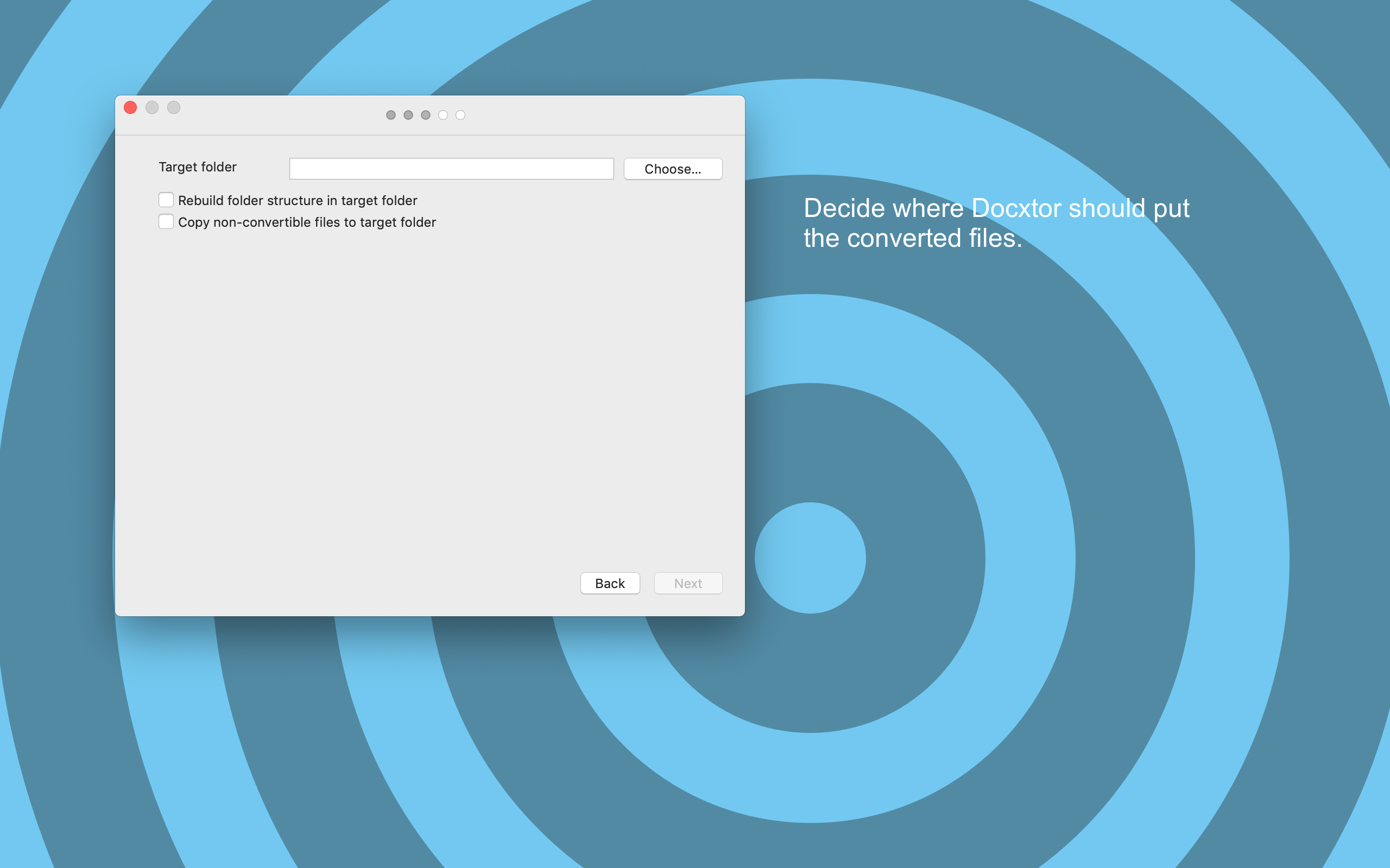 Docxtor 1.12文件格式转换工具