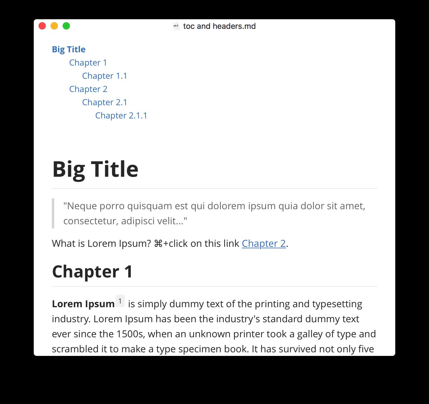 Typora写作更简单,免费极简编辑器