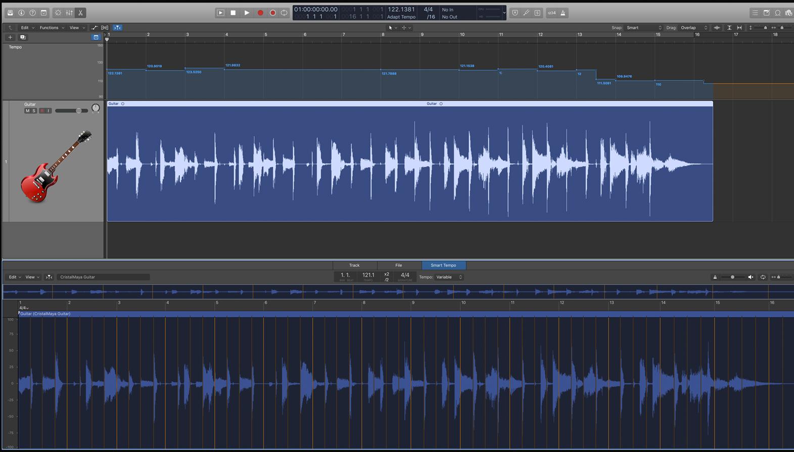 Logic Pro X Mac 音乐制作软件