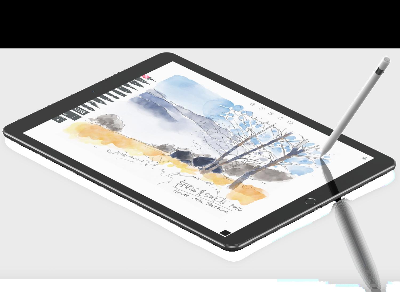 Tayasui Mac、IOS、Android 优秀的绘图工具
