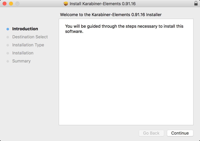 Karabiner Elements  Mac 自定义键盘键位工具