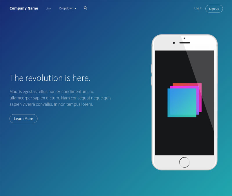 Bootstrap Studio Mac网页设计神器