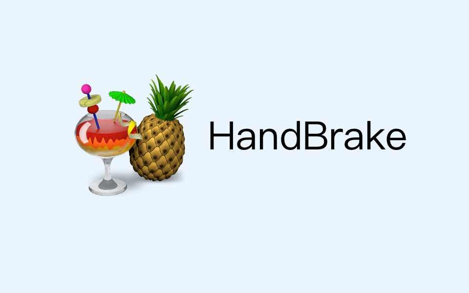 「HandBrake」免费开源的Mac视频转码软件,小巧高效