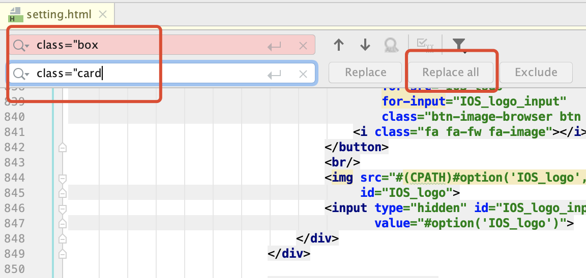 JPress4.0模板setting页面升级文档